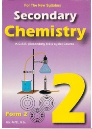 Chemistry Form  2