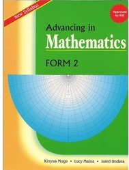 Advancing In Mathematics Form 2