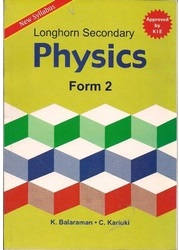 Longhorn Secondary Physics Form 2