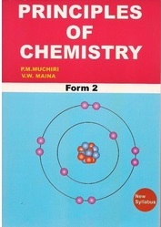 Principles Of Chemistry Form 2