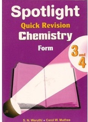 Spotlight Revision Chemistry Form 3,4