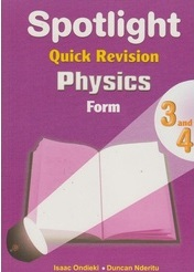Spotlight Revision Physics Form 3,4