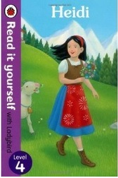 Read It Yourself With Ladybird Level 4-Heidi