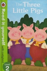 Read It Yourself  Ladybird Level 1-The 3 Little Pigs