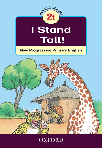 I Stand Tall 2t
