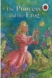 Ladybird Tales-The Princess And The Frog