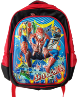 Spiderman 3D bag