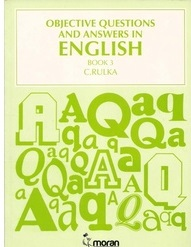 Objective English Question And Answers Book 3