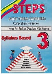 Steps Combined Comprehensive Revision Book 3