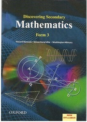 Discovering Mathematics Form 3