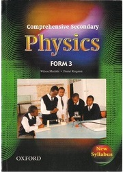 Comprehensive Secondary Physics Form 3