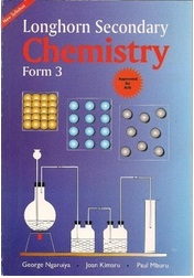 Longhorn Secondary Chemistry Form 3