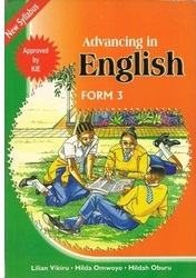 Advancing In English Form 3