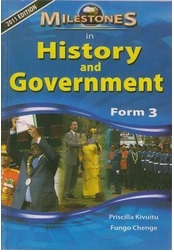 Milestone In History And Government Form 3