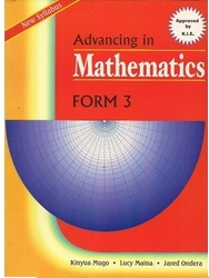 Advancing In Mathematics Form 3