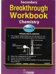 Secondary Breakthrough Chemistry Form 3