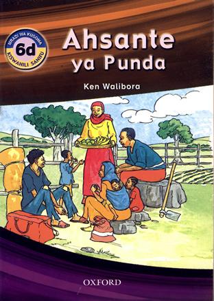 Ahsante Ya Punda 6d