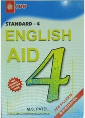 English Aid Std 4