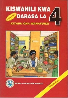 Kiswahili Kwa Darasa  La 4