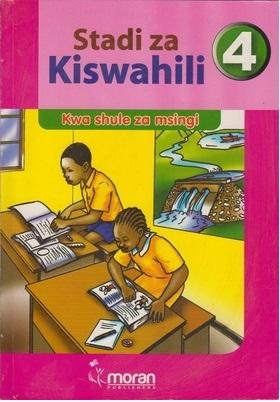 Stadi Za Kiswahili Darasa La 4
