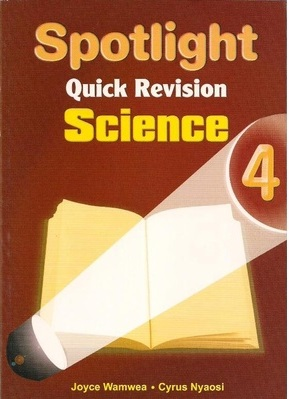 Spotlight Quick Revision Science Std 4
