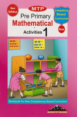 MTP PRE PRIMARY MATHEMATICAL ACTIVITIES 1