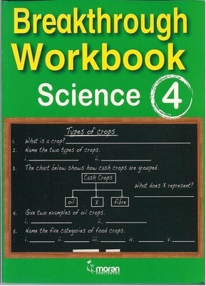 Primary Breakthrough Workbook Science Std 4