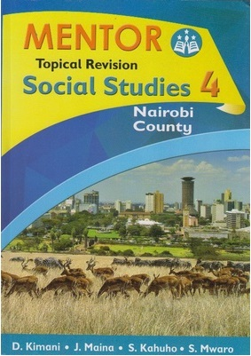Mentor Topical Revision Social Studies Std 4
