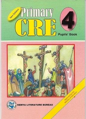 Primary C.R.E Std 4