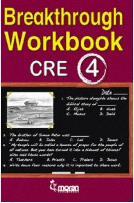 Breakthrough Workbook CRE Std 4