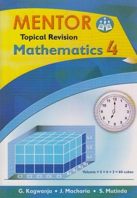 Mentor Topical Revision Mathematics Std 4