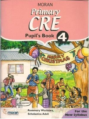 Moran Primary CRE Std 4