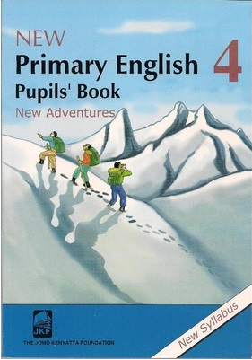 New Primary English Std 4