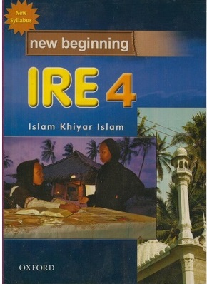 New Beginning IRE Std 4