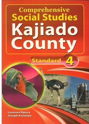 Comprehensive Social Studies Kajiado County Std 4