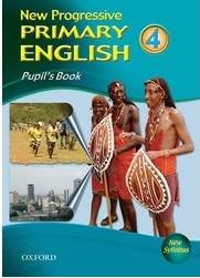 New Progressive Primary English Std 4