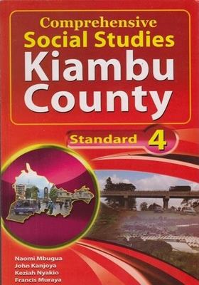 Comprehensive Social Kiambu County Std 4