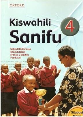 Kiswahili Sanifu Darasa La 4