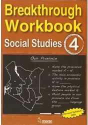 Breakthrough Workbook Social Studies Std 4