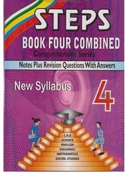 Steps Combined Comprehensive Revision Book 4