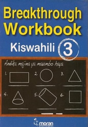 Primary Breakthrough Workbook Kiswahili 3