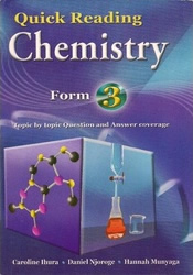 Quick Reading Chemistry Form 3