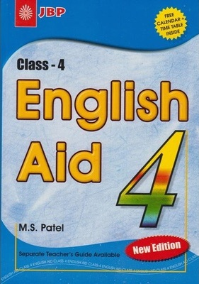 English Aid New Edition Std 4