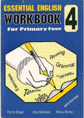 Essential English Workbook Std 4