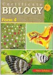 Certificate Biology Form 4 EAEP