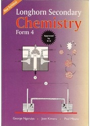 Longhorn Secondary Chemistry Form 4