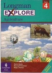 Explore Agriculture Form 4