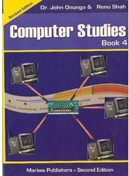Computer Studies Book 4