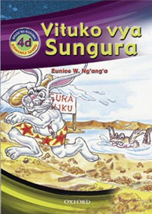 Vituko Vya Sungura 4d