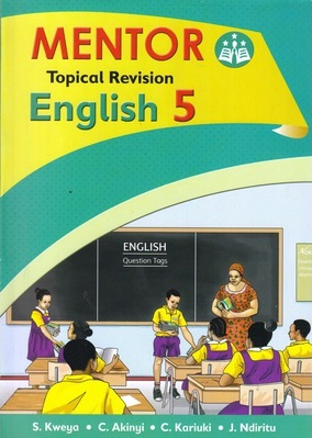 Mentor Topical Revision English Std 5